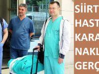 Siirt Devlet Hastanesi İlkez Karaciğer Nakli Gerçekleştirdi.