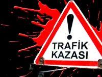 PERVARİ DE TRAFİK KAZASI