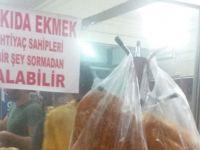 SİİRT'TE ASKIDA EKMEK GELENEĞİ
