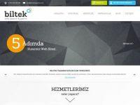 Şirketinize Özel Web Yazılımları Biltek'te!
