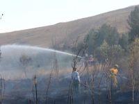 Mesire Alanında Yangın Çıktı