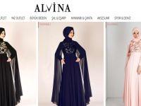 Yeni Sezon Abiye Elbiseler Alvina'da