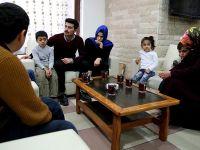 Siirt'e Terör Mağduru Ailelere Yardım Yapıldı