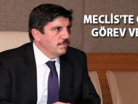 Yasin Aktay'a mecliste yeni görev - Siirt son dakika haberleri