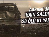 Ankara Saldırısı'nda ölen 28 kişinin isim listesi