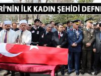 Ayşegül Pürnek'in cenaze töreni - Kayseri Son Dakika Haberleri