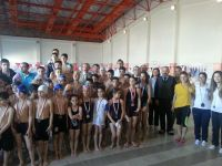 Siirt Okullar Arası Yüzme Turnuvası Sonuçları açıklandı