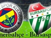 Fenerbahçe Bursaspor maçı kaç kaç bitti?