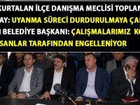 Kurtalan'da Ak Parti Dayanışma Toplantısı yapıldı - SİİRT HABER