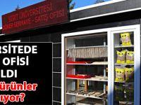 Siirt Üniversitesi'nden Döner Sermaye Satış Ofisi - SİİRT HABER
