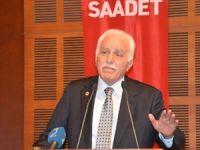 Saadet Partisi'nden Başkanlık Sistemine destek