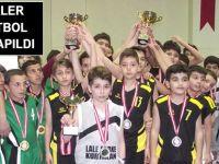 Siirt Küçükler arası Basketbol Turnuvası finali yapıldı