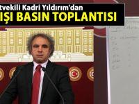 Siirt Milletvekili Kadri Yıldırım'dan sıradışı toplantı - Siirt Haber