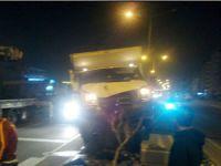 Siirt-Batman Çevreyolunda trafik kazası - Siirt Haber