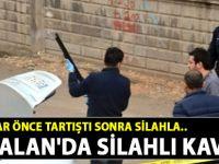 Kurtalan'da silahlı kavga: 2 yaralı 2 gözaltı