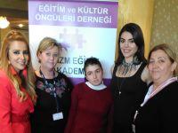 Beni Affet dizisinin oyuncusu Gaye Turgut'tan Otozim duyarlılığı