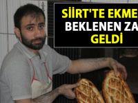 Siirt'te ekmeğe zam geldi