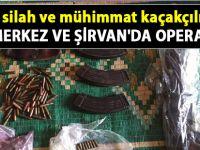 Siirt'te kaçak silah operasyonu - Siirt Son Dakika Haberleri