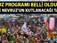 Siirt'te Nevruz ne zaman kutlanacak? 2016 Nevruz Programı