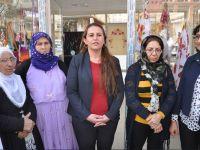 Siirt Belediyesi kadın emeği sergisini açtı - Siirt Haber