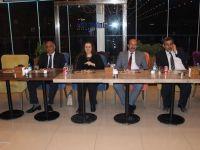 Siirt Gençlik ve Spor Kulübü Derneği Yönetim Kurulu toplantısı yapıldı