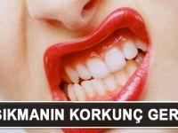 Diş Sıkmanın Korkunç Gerçeği Şok Etti adeta