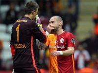 Hollandalı yıldız Wesley; 'Futbolcuyum, yönetici değilim dedi ve...'