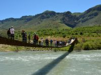 Siirt'te Akabe yolunda doğa yürüyüşü - Siirt Haber