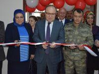 Aile Destek Eğitim Merkezi Düzenlenen Törenle Hizmete Açıldı