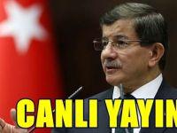 Başbakan Ahmet Davutoğlu basın toplantısı canlı online izle!