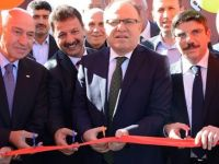 Gülseren Özdemir Adına Yapılan Halı Saha'nın Açılışı Yapıldı