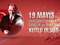 19 Mayıs Atatürk'ü Anma, Gençlik Ve Spor Bayramı Törenlerle Kutlanacak.