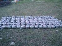 Siirt'te 83 Düdüklü Tencerede 722 Kilogram Patlayıcı Düzeneği Ele Geçirildi
