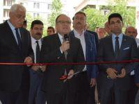 Siirt'te Halk Eğitim Merkezi Yılsonu Sergisi Törenle Açıldı