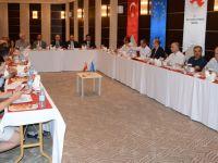 Siirt'te Fıstık İşletme Tesisi toplantısı - Siirt Haberleri