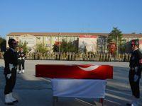 Siirt'te şehit Halit Şıltak için tören düzenlendi