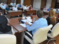Siirt'te Ekim ayı meclis gündemi açıklandı