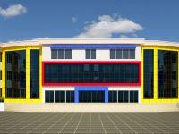 Siirt Bilim Teknik Koleji Organize Sanayi Bölgesinde Açıldı