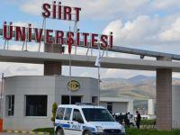 Siirt Valiliği'nden üniversite yerleşkesi etrafına önlem