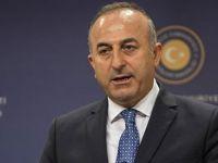 Dışişleri Bakanı'ndan Üyeliği Durdururuz Tehdidine Cevap