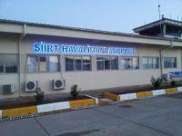 Siirt Havalimanı'nda uçuşlar arttı