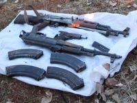 Baykan'da PKK'ya ait sığınak bulundu - Siirt Son Dakika Haberleri