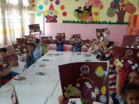 Siirt'in kültürel değerleri çocuklara öğretiliyor