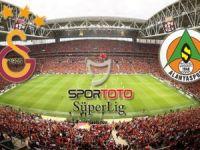 Galatasaray Aytemiz Alanyaspor mücadelesi ne zaman saat kaçta?