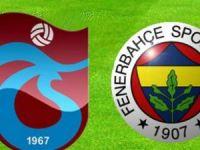 Trabzonspor-Fenerbahçe maçı kaç kaç?