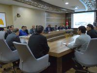 Ilısu Barajı ve Hes Projesi Değerlendirme Toplantısı