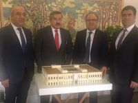 Siirt'te Kültür Merkezi ve İl Halk Kütüphanesi yapılacak