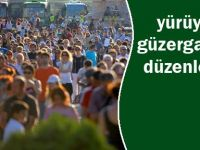 Siirt'te toplantı ve yürüyüş güzergahları belirlendi