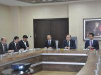 İstihdam ve Mesleki Eğitim Toplantısı yapıldı