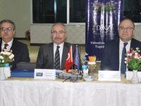 Vali, Tutulmaz, Şırnak'ta DİKA yönetim kurulu toplantısına katıldı